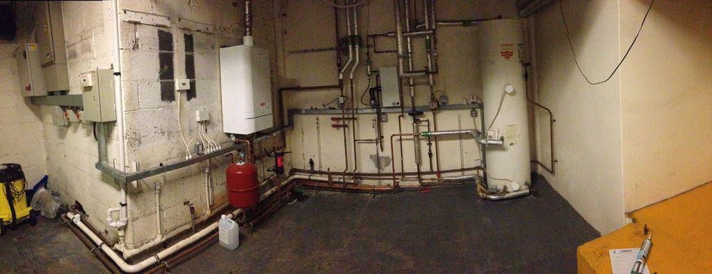 Heating System – Nursing Home, Manchester