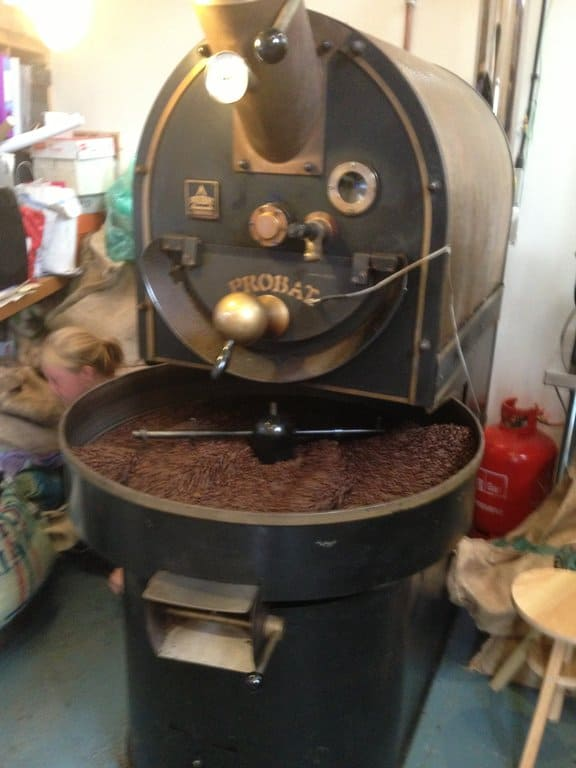 Coffee Roaster Maintenance Glasgow