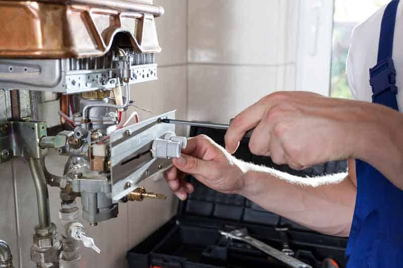 Gas boiler repair East Kilbride